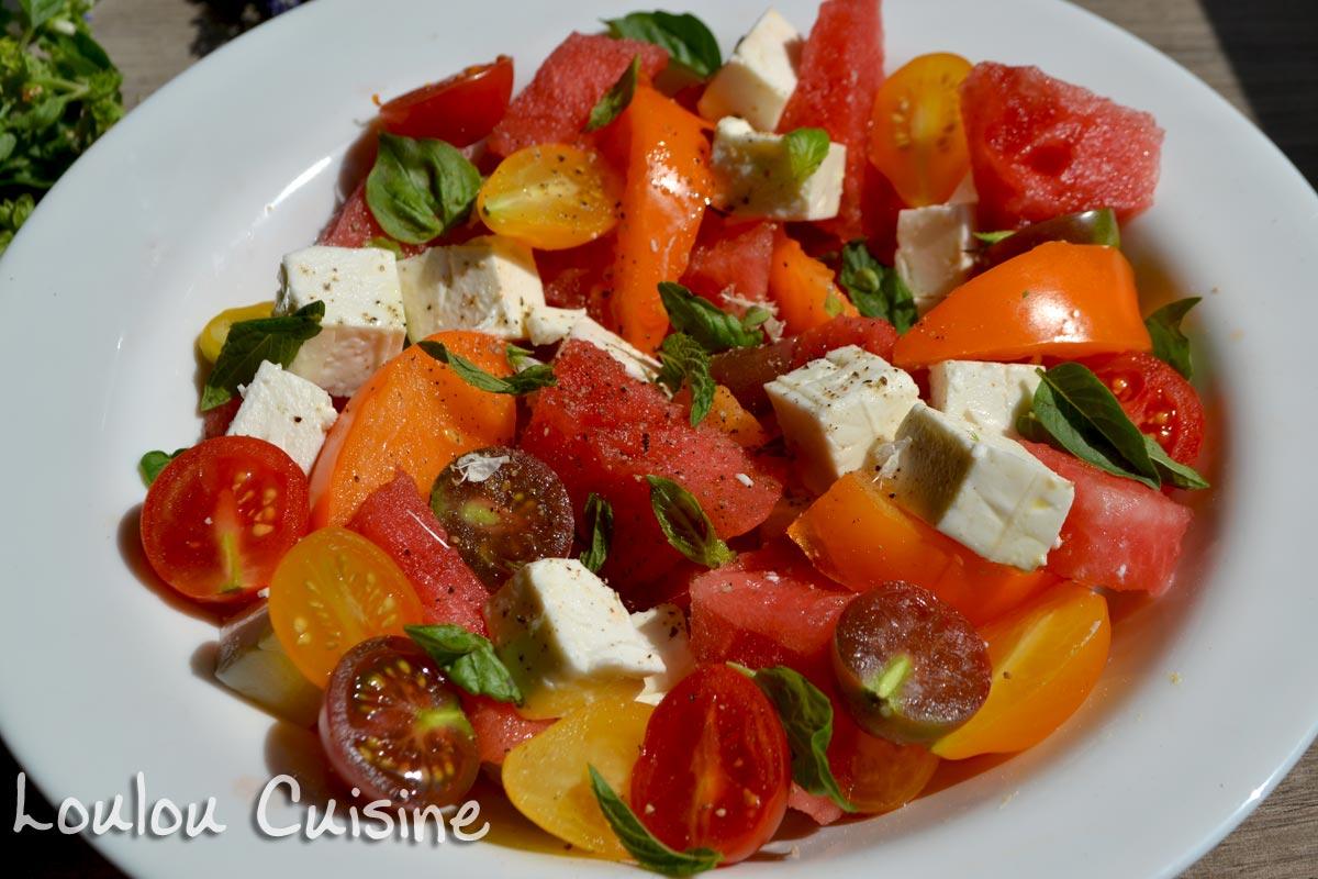 Salata inedita de vara