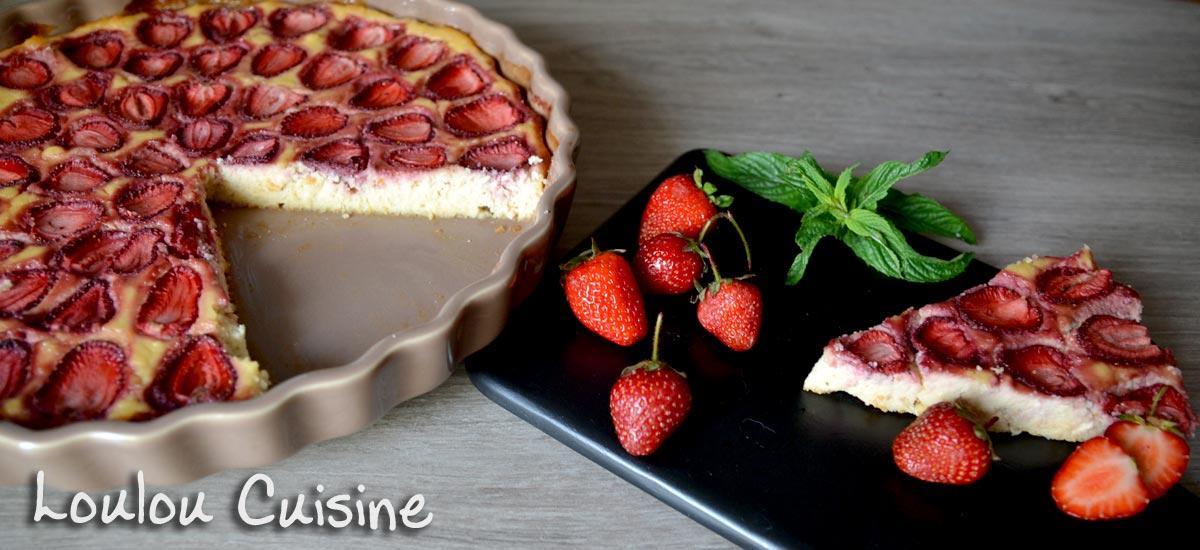 Prajitura lejera cu ricotta si fructe – fara gluten